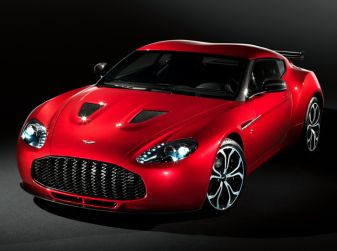 Aston Martin - Zagato
