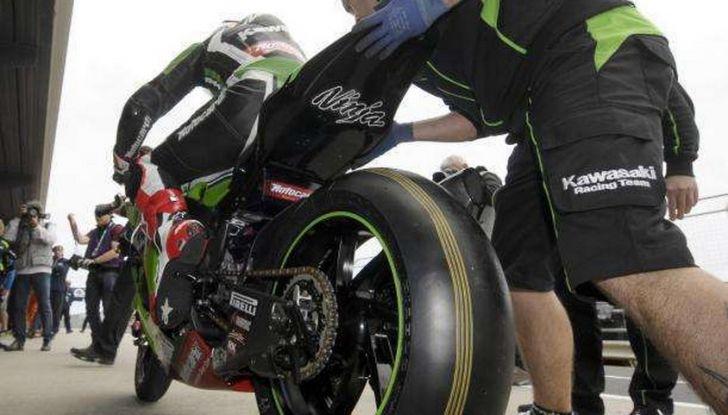 World Superbike: ad Aragón Pirelli presenta il nuovo diablo rosso III - Foto 2 di 8