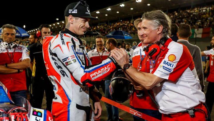 Casey Stoner in MotoGP per Argentina ed Austin: è più di un sogno - Foto 8 di 18