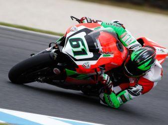 Superbike: rientro posticipato per Fabio Menghi