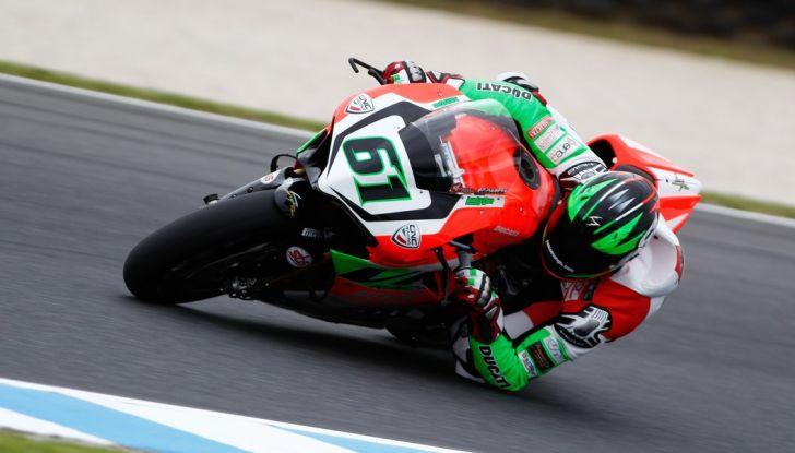 World Superbike: ad Aragón Pirelli presenta il nuovo diablo rosso III - Foto 4 di 8