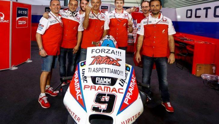 Casey Stoner in MotoGP per Argentina ed Austin: è più di un sogno - Foto 3 di 18