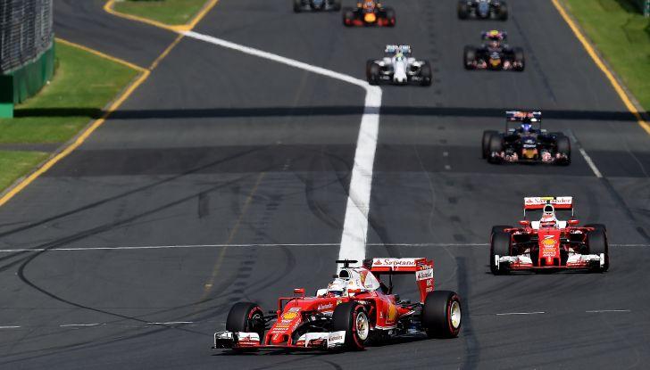F1 2016, GP del Giappone: trionfa Rosberg, Mercedes vince il Mondiale Costruttori - Foto 2 di 12