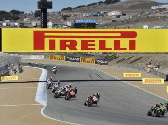 World Superbike: ad Aragón Pirelli presenta il nuovo diablo rosso III