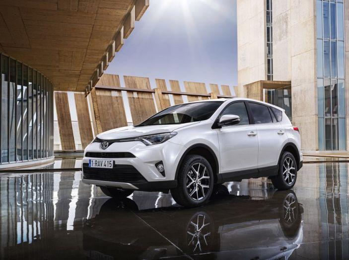 La gamma Toyota presente al 4x4Fest 2016 di Carrara - Foto 13 di 16