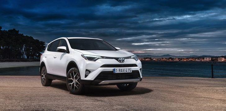 La gamma Toyota presente al 4x4Fest 2016 di Carrara - Foto 9 di 16