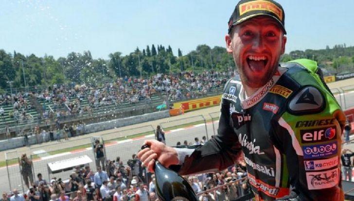 Superbike GP Thailandia: anche in Gara 2 domina una Kawasaki ma è quella di Tom Sykes - Foto 8 di 11