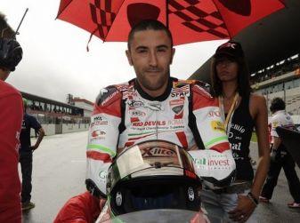 Superbike: Matteo Baiocco al posto dell'infortunato Fabio Menghi