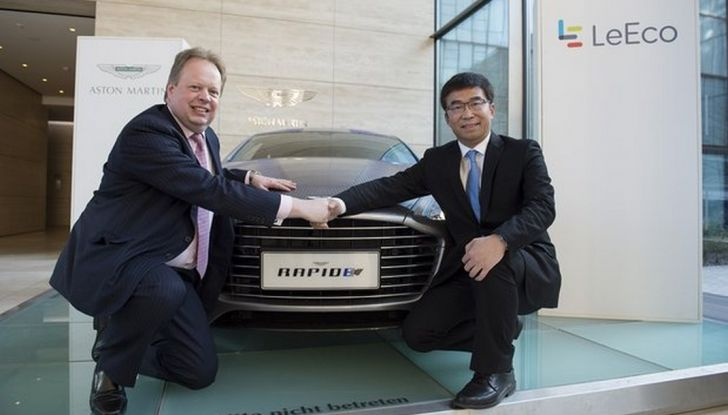 James Bond nel prossimo film di 007 guiderà una Aston Martin 100% elettrica - Foto 2 di 6