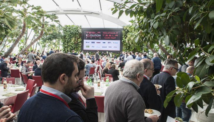 Tesla Club Italy Revolution 2018: l'evento, le info e gli ospiti della giornata - Foto 10 di 30