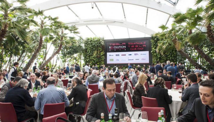 Tesla Revolution 2018: le elettriche di Musk riunite a Torino - Foto 11 di 30