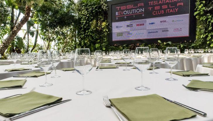 Tesla Club Italy Revolution 2018: l'evento, le info e gli ospiti della giornata - Foto 18 di 30