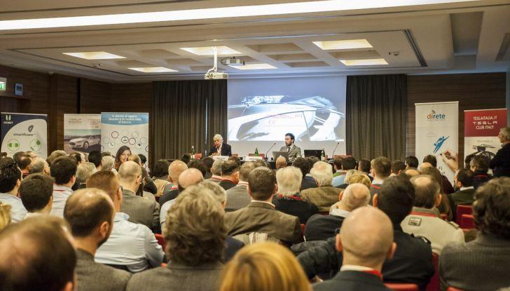 Tesla Revolution 2018: le elettriche di Musk riunite a Torino - Foto 30 di 30