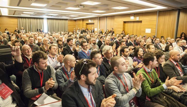 Tesla Revolution 2018: le elettriche di Musk riunite a Torino - Foto 28 di 30