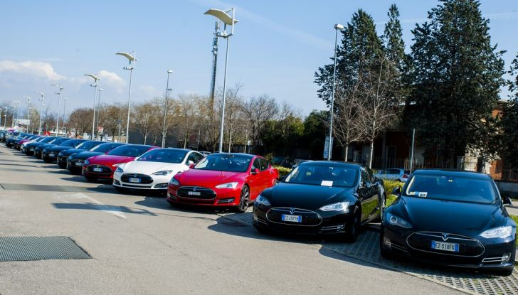 Tesla Revolution 2016, il primo evento in Italia su Tesla Motors - Foto 7 di 30