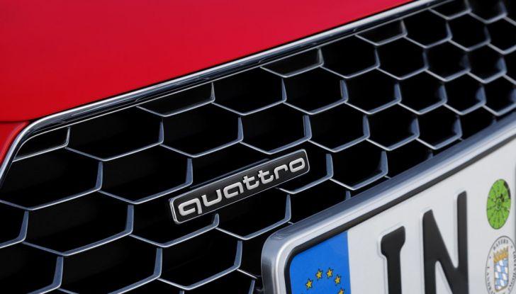 Audi R8 V10 plus dettaglio