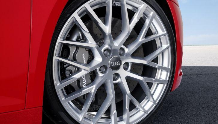 Audi R8 V10 plus ruota
