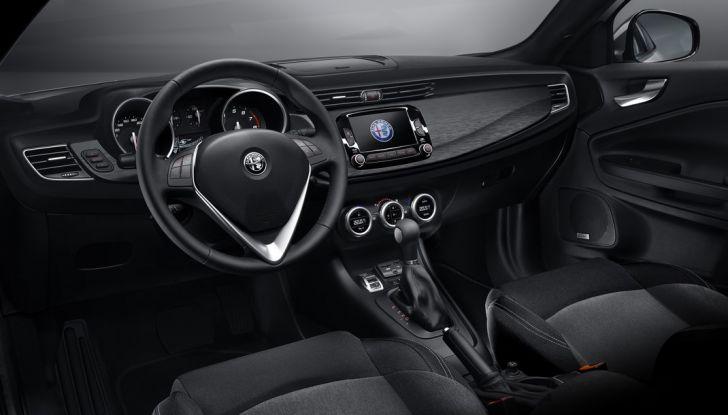 Alfa Romeo nuova Giulietta Uconnect LIVE Alfa prestazioni interni
