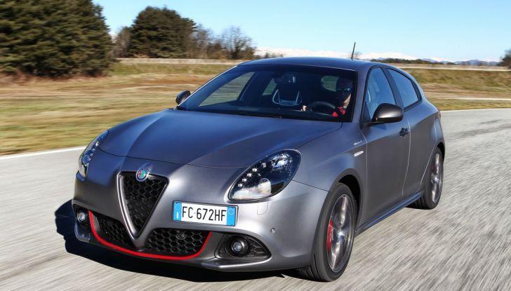 Alfa Romeo nuova Giulietta Uconnect LIVE Alfa prestazioni (3)