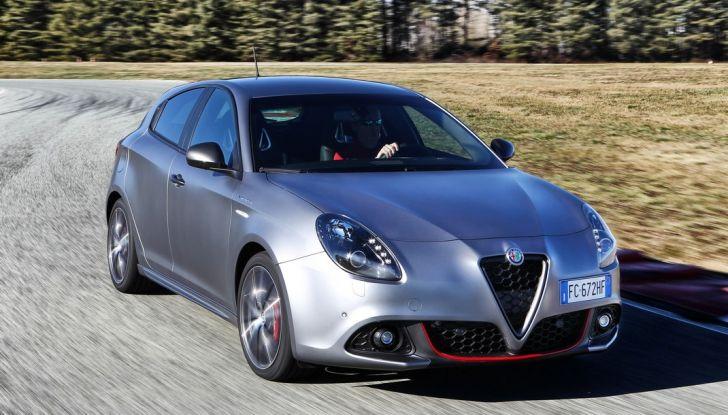 Alfa Romeo nuova Giulietta Uconnect LIVE Alfa prestazioni (4)