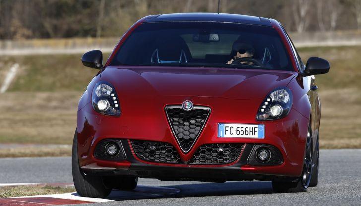 Alfa Romeo nuova Giulietta Uconnect LIVE Alfa prestazioni (5)