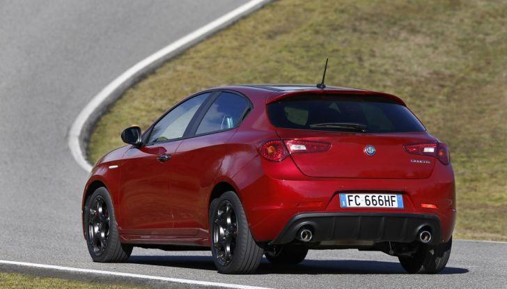 Alfa Romeo nuova Giulietta Uconnect LIVE Alfa prestazioni (6)