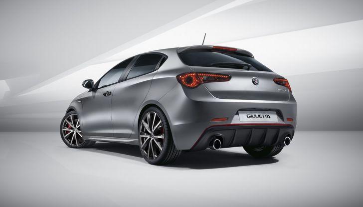 Alfa Romeo nuova Giulietta Uconnect LIVE Alfa prestazioni (8)