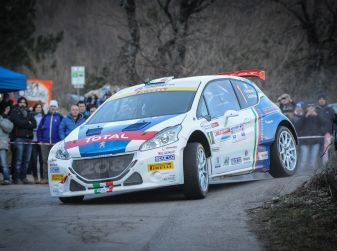 Andreucci e Peugeot vincono Gara 1