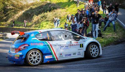 Peugeot vince il Rally de Il Ciocco