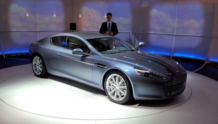 James Bond nel prossimo film di 007 guiderà una Aston Martin 100% elettrica - Foto 3 di 6