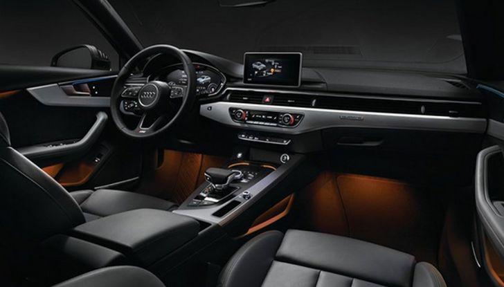 Audi A4 Vodafone interno