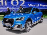 Audi Q2 presentata ufficialmente