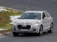 Nuova Audi Q5, le ultime foto spia e nuovi dettagli