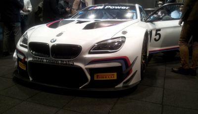 BMW Team Italia scende in pista con la M6 GT3