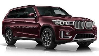 BMW X7, confermata la stessa piattaforma del SUV Rolls-Royce