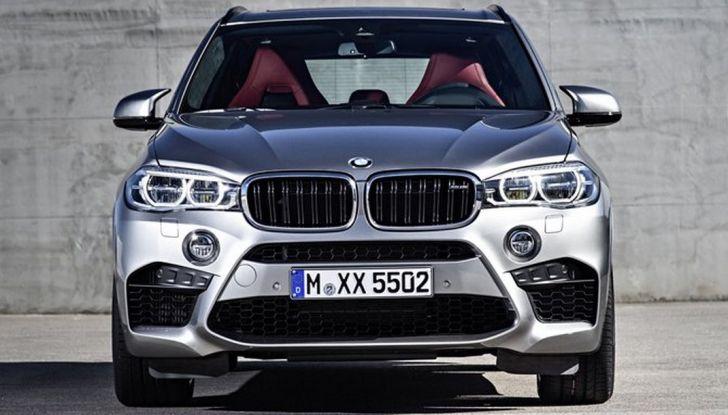 BMW X7, confermata la stessa piattaforma del SUV ROlls-Royce (4)