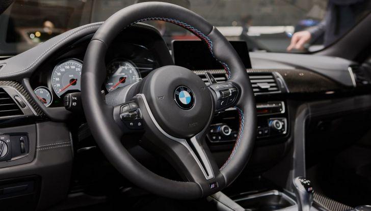 BMW M4 live ginevra 2016