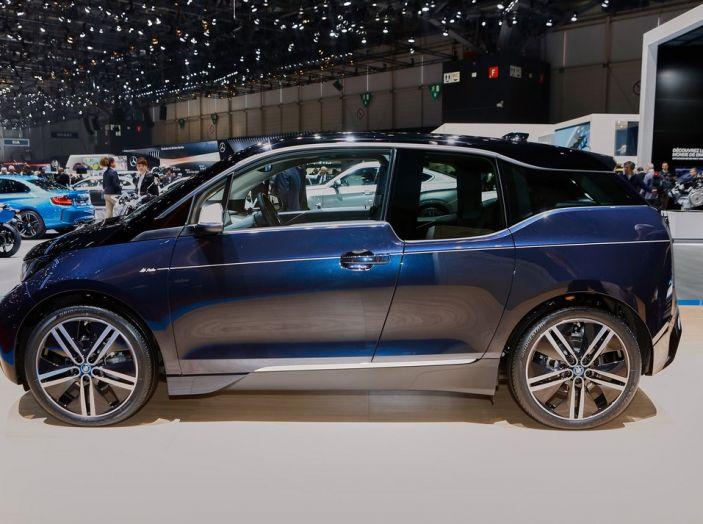 BMW i3 live ginevra 2016