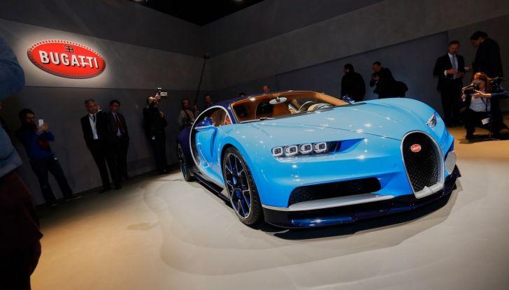 Bugatti Chiron - Foto 4 di 23