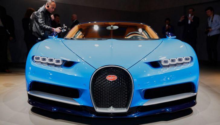 Bugatti Chiron - Foto 5 di 23