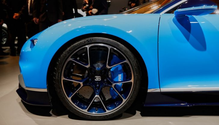 Bugatti Chiron - Foto 6 di 23