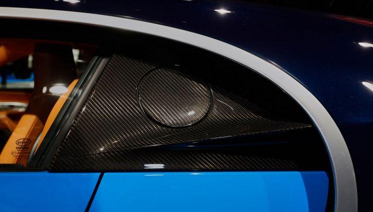 Bugatti Chiron - Foto 10 di 23