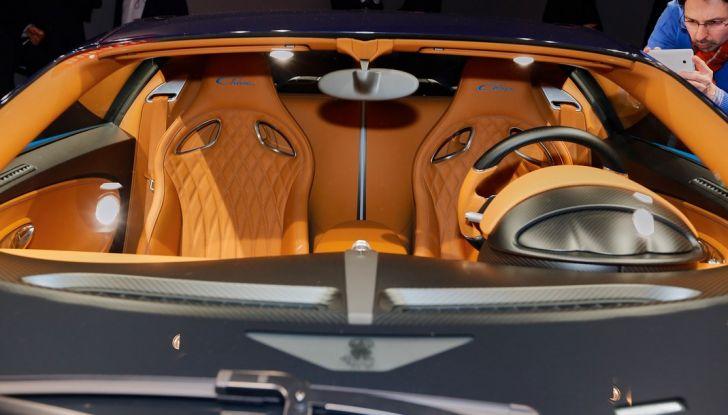 Bugatti Chiron - Foto 11 di 23