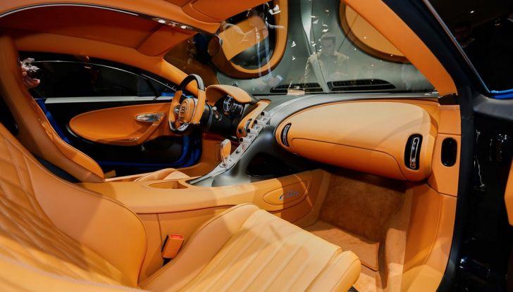 Bugatti Chiron - Foto 12 di 23