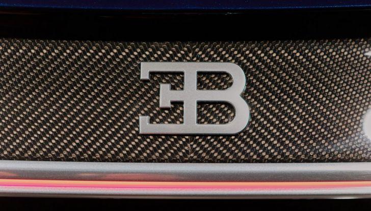 Bugatti Chiron - Foto 18 di 23