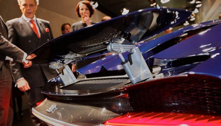 Bugatti Chiron - Foto 13 di 23