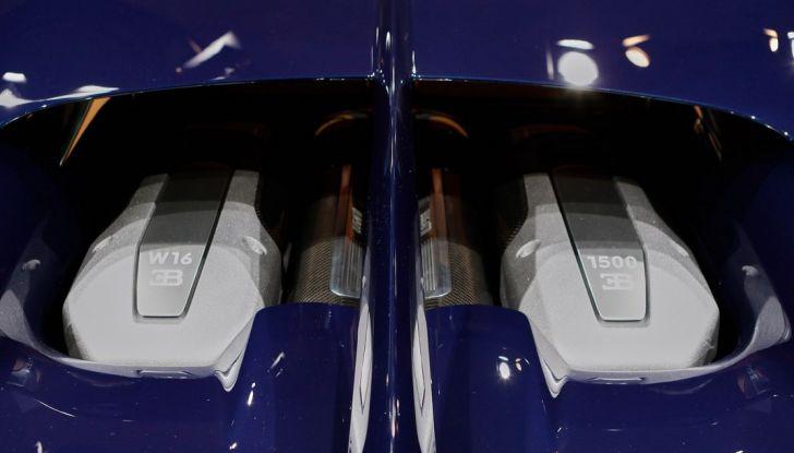 Bugatti Chiron - Foto 19 di 23