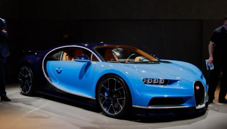 Bugatti Chiron - Foto 21 di 23