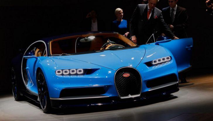 Bugatti Chiron - Foto 22 di 23