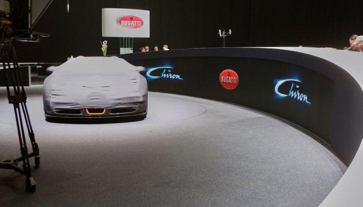 Bugatti Chiron - Foto 23 di 23